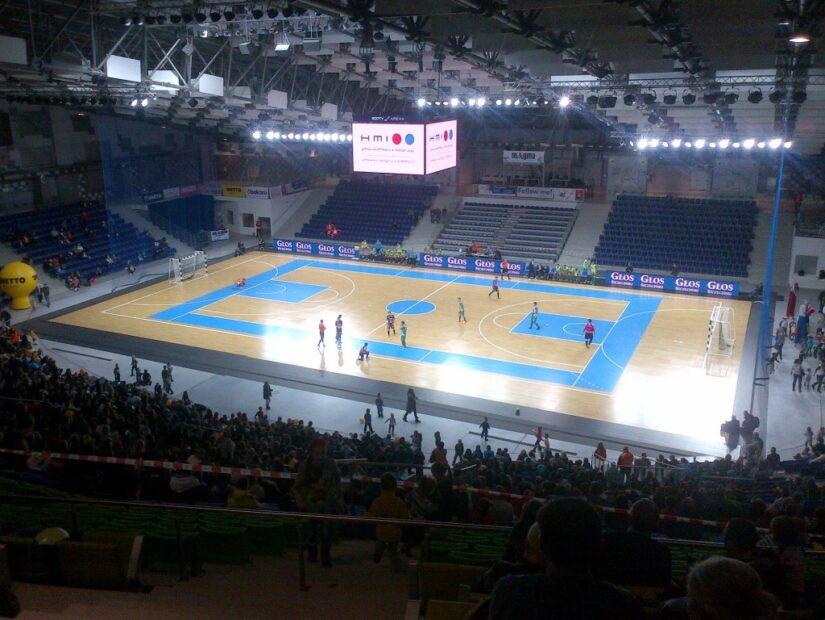 HMI🔴🔵 wspiera drużynę Pogoń '04 Szczecin