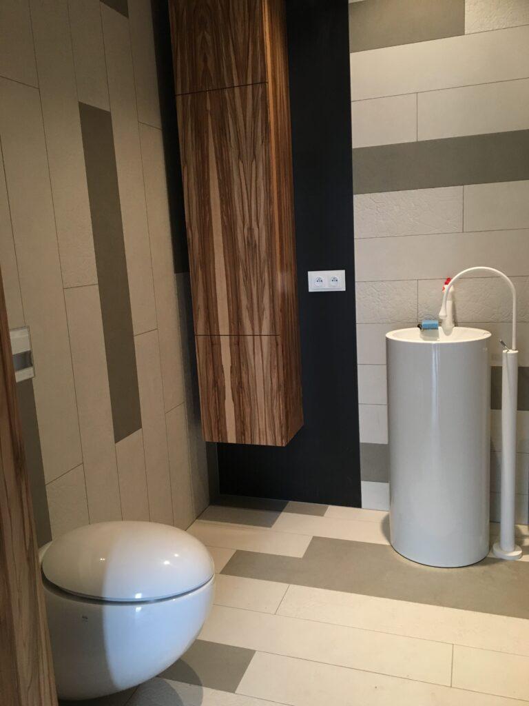 toaleta dla gości | © Marcin Tomaszewski