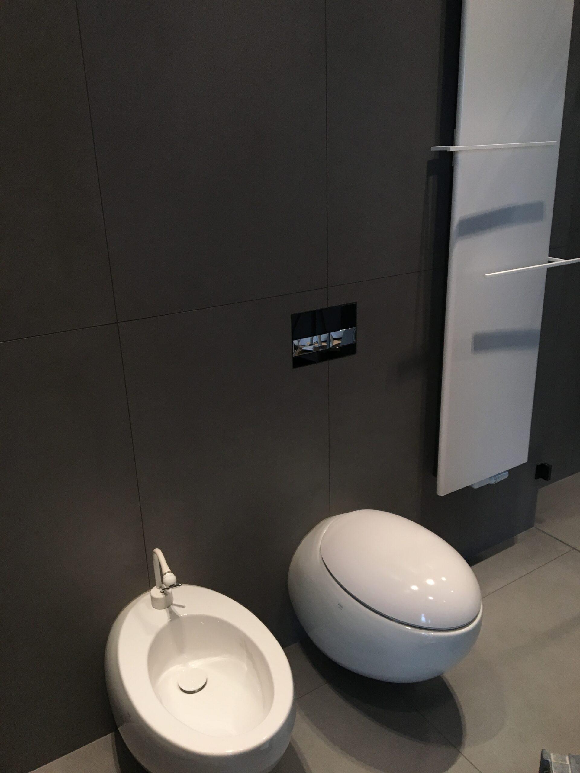 grzejnik łazienkowy VASCO | toaleta | © Marcin Tomaszewski
