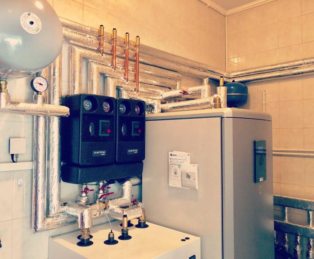 gruntowa pompa ciepła VAILLANT | Mierzyn | HMI Szczecin