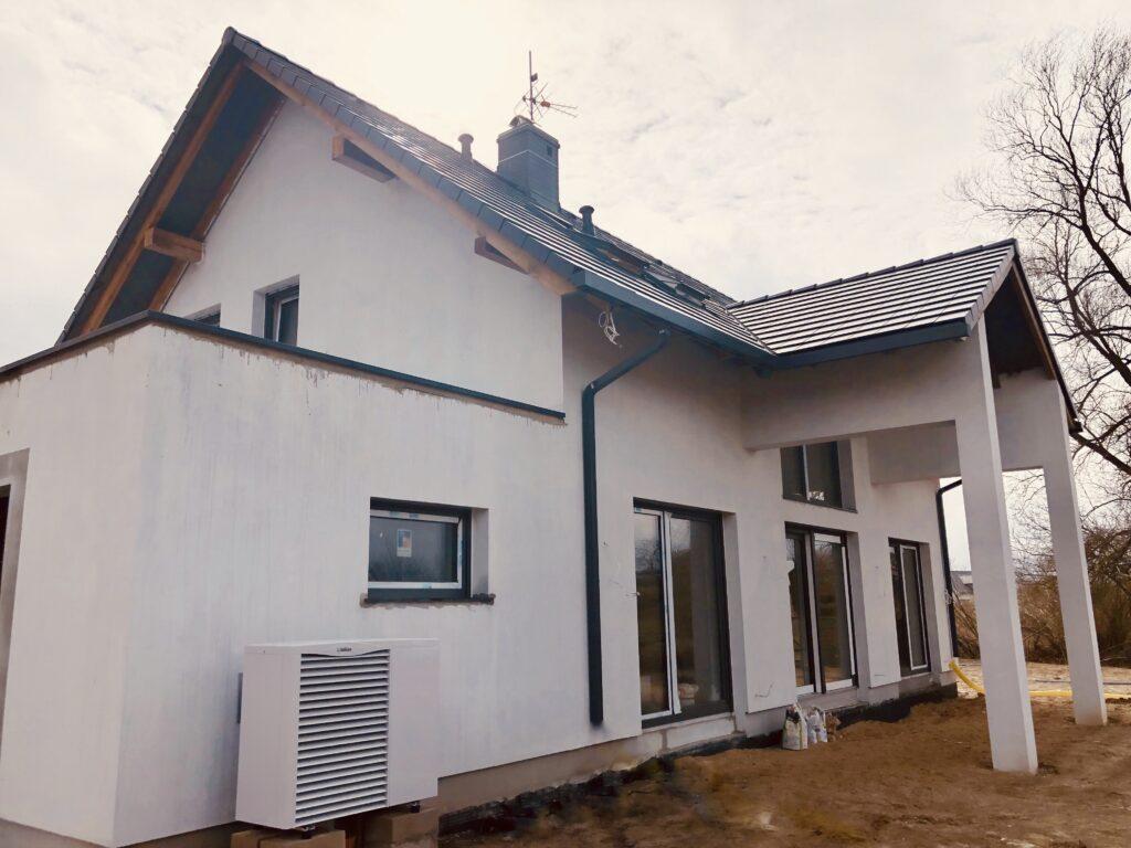 powietrzna pompa ciepła VAILLANT | Grzędzice | HMI Szczecin