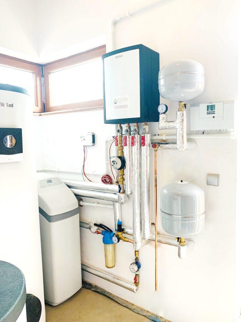 wymiennik glikol-woda dla pompy ciepła powietrznej | HMI Szczecin