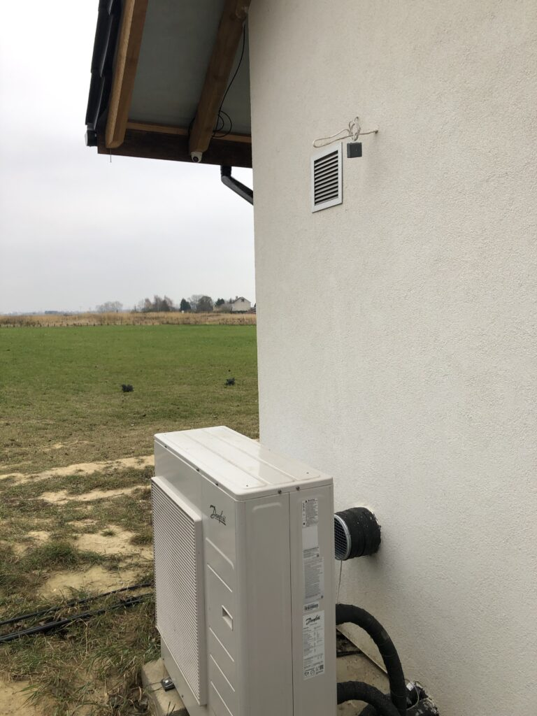 powietrzna pompa ciepła VAILLANT | Pyrzyce, Rzepnowo | HMI Szczecin