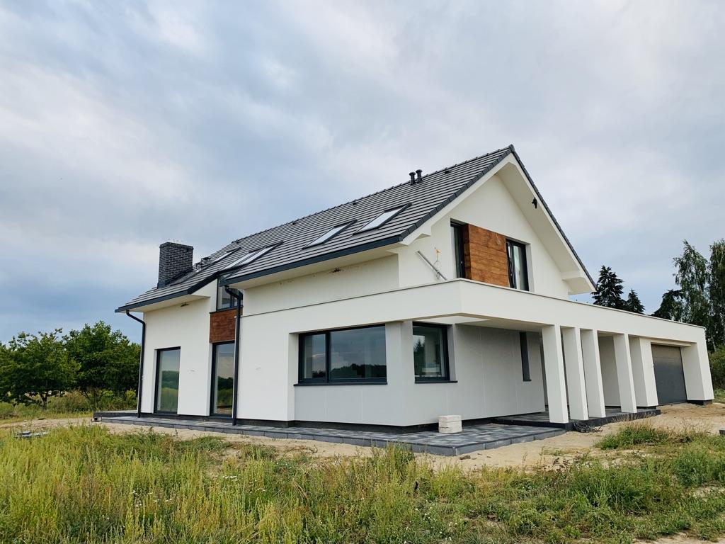 obiekt referencyjny w fazie budowania | HMI Szczecin