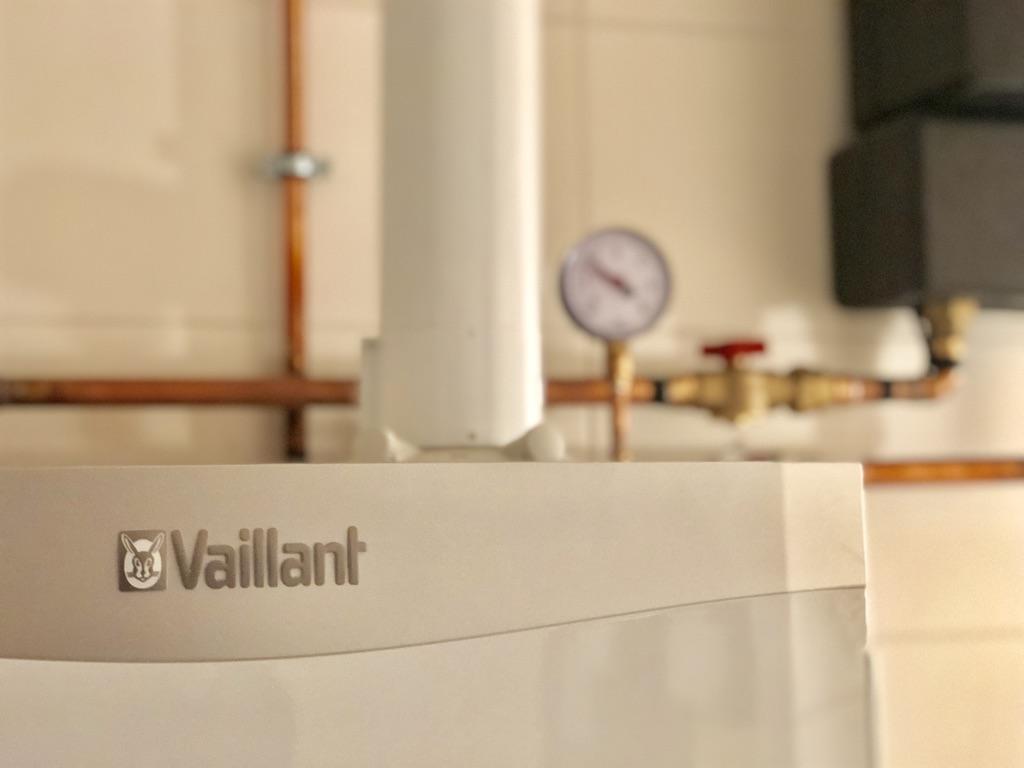 kotłownia gazowa Grzędzice | VAILLANT | HMI Szczecin