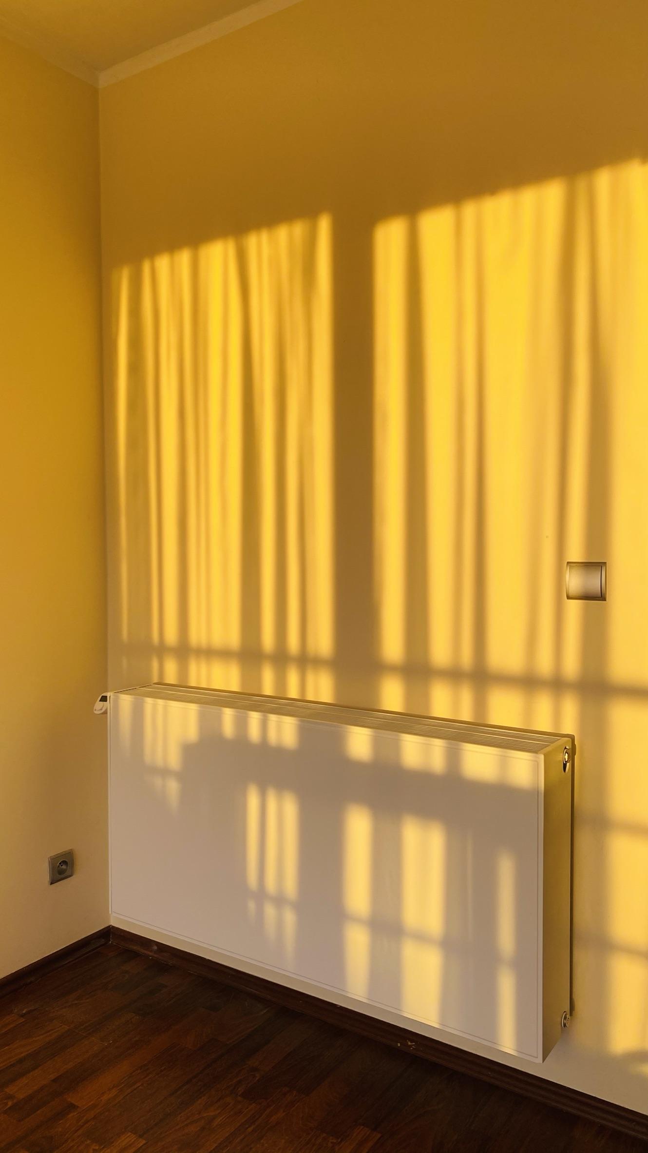 grzejnik bez profili | płaski | modernizacja do pompy ciepła