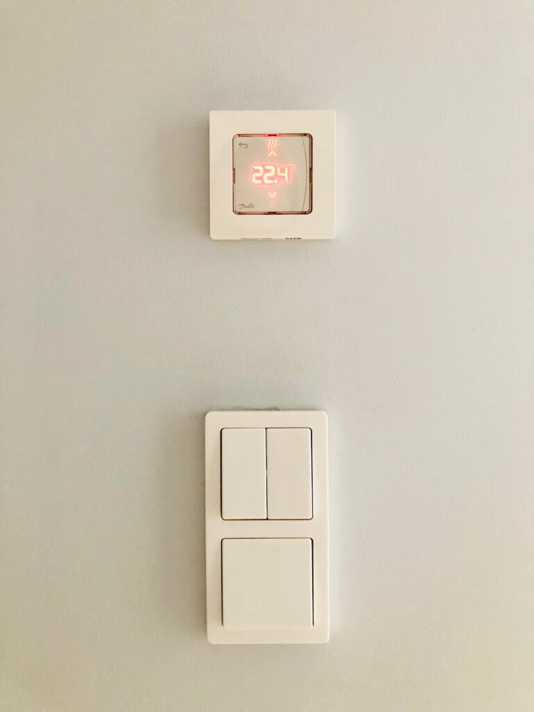 termostaty | sterowanie strefowe ogrzewaniem | DANFOSS | HMI Szczecin