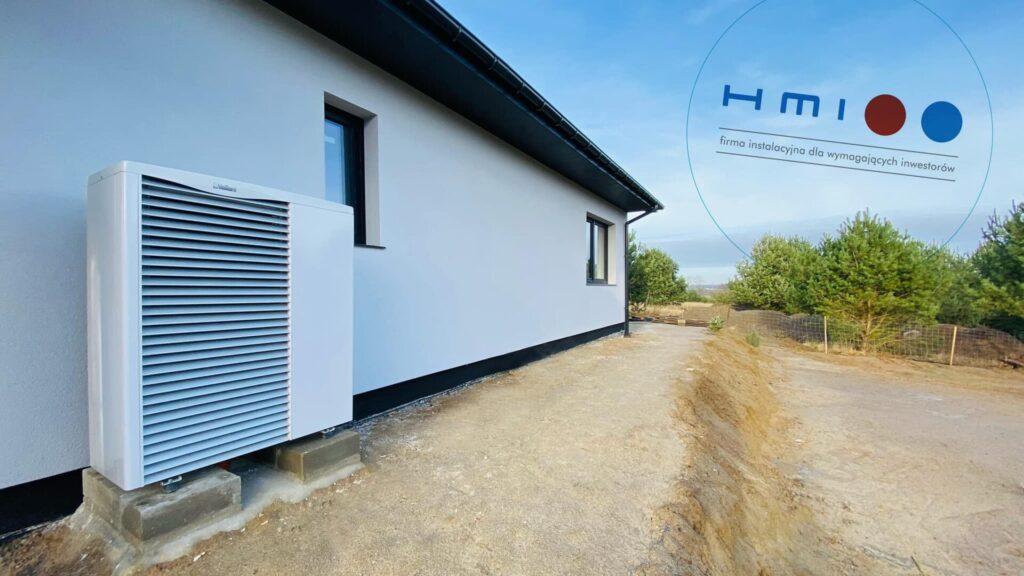 pompa ciepła powietrzna - Kobylanka | HMI Szczecin