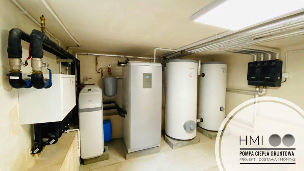 gruntowa pompa ciepła | Chlebowo | HMI Szczecin