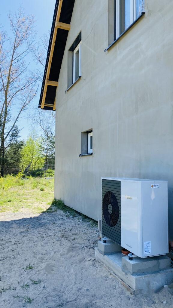 pompa ciepła powietrzna VAILLANT aroTHERM plus | HMI Szczecin