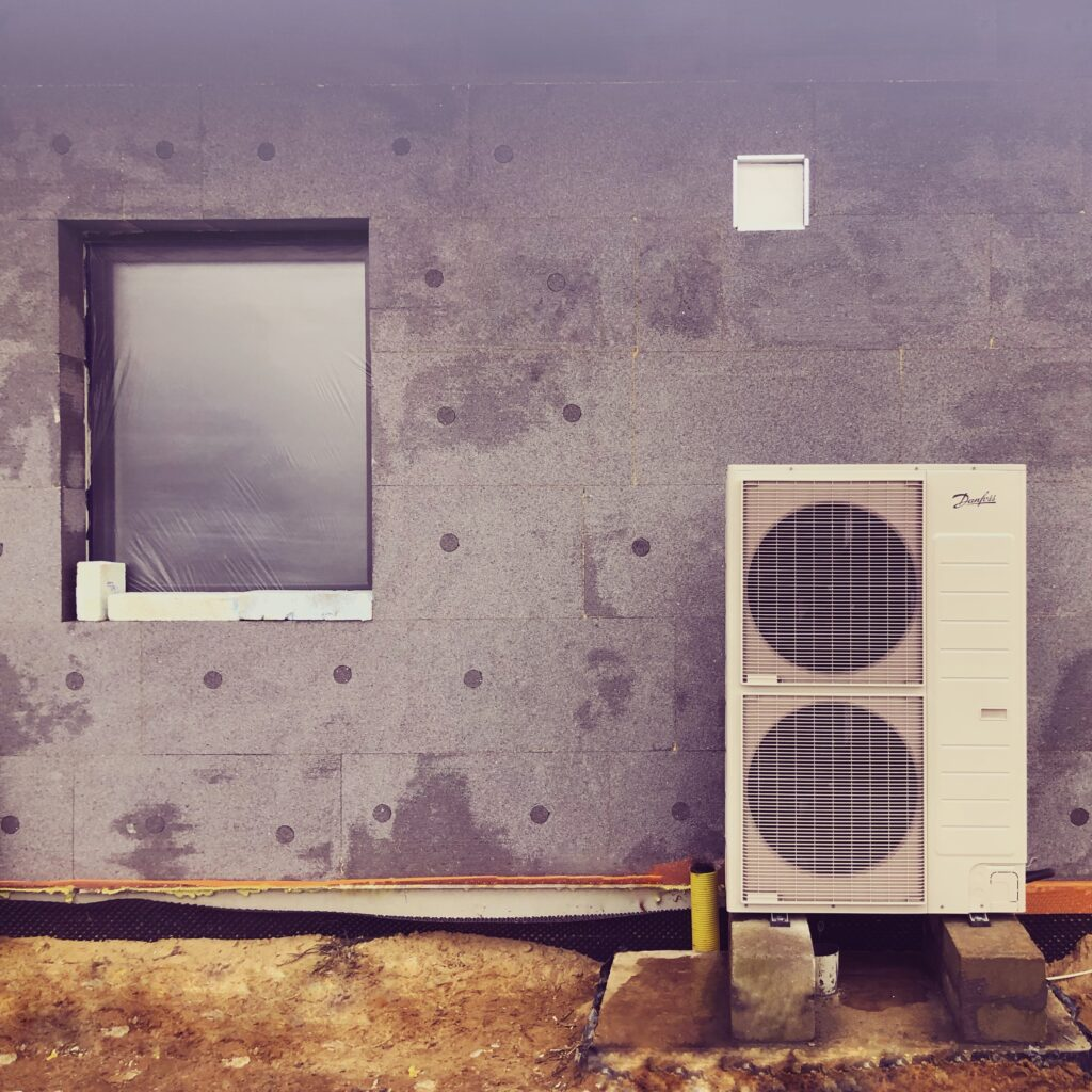 pompa ciepła powietrzna Maszewo | HMI Szczecin