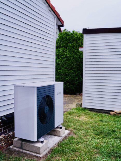 modernizacja instalacji | #mysliborz #pompa #ciepła
